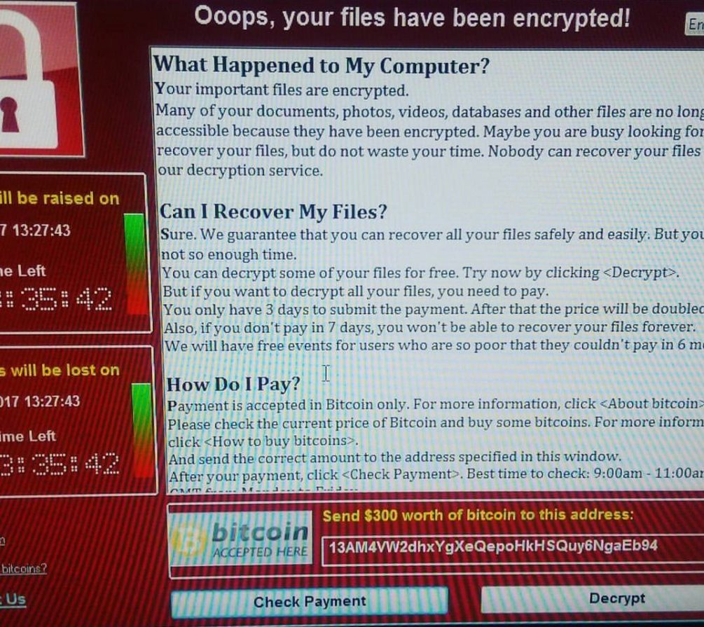 Cyber Insurance May or May Not Cover WannaCry Ransomware Attack