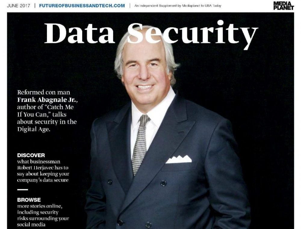 Cyber Data Risk Managers and Christine Marciano Featured in USA Today Cyber Security Supplement